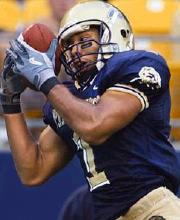Pittsburgh WR Larry Fitzgerald