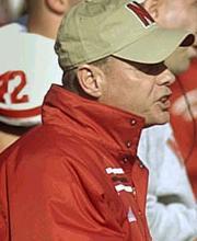 Former Nebraska Head Coach Frank Solich