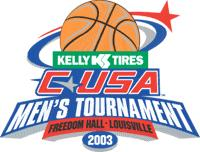 2003 Conference USA Basketball Tournament - From C-USA.org