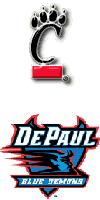Cincinnati at DePaul