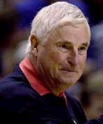 Texas Tech head coach Bobby Knight - courtesy redraiders.com