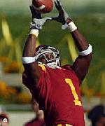 USC WR Mike Williams - courtesy usctrojans.com